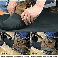 KKmoon Cubrezapatos Moto, Protector de zapato de Moto,Protector