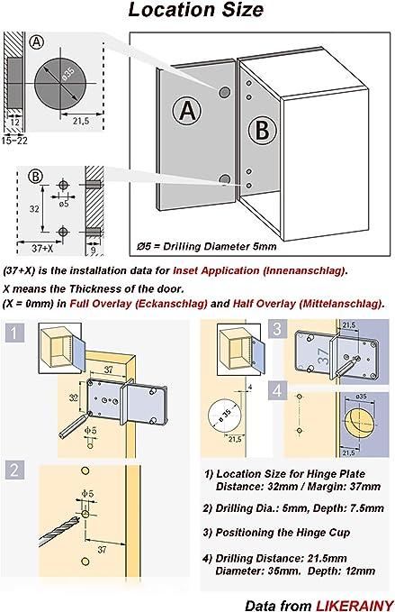 Fenteer R/ègle /à /Échelle de R/éduction Pliant avec 6 Lames Outil de Mesure pour Etudiants Menuisiers Ing/énieurs Architecte Peintres Graphistes