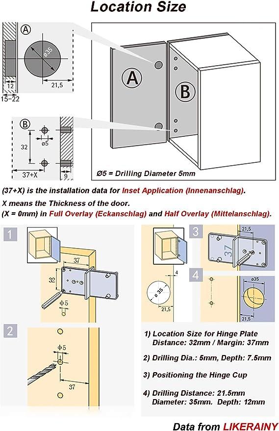 SHDIATOOL Adaptateur de variateur de filetage pour foret meuleuse dangle