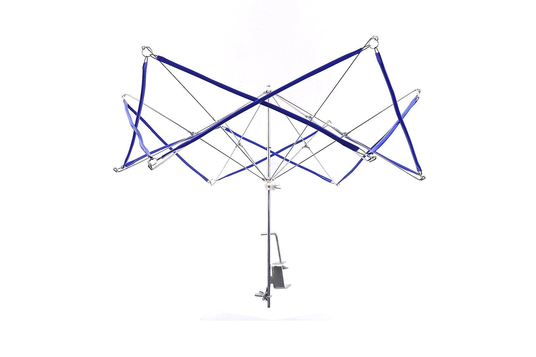 Eowpower Umbrella Swift Yarn Winder, Hand Operated Knitting Winder Tools, Wool String Ball Winder Holder Machine 4336905527