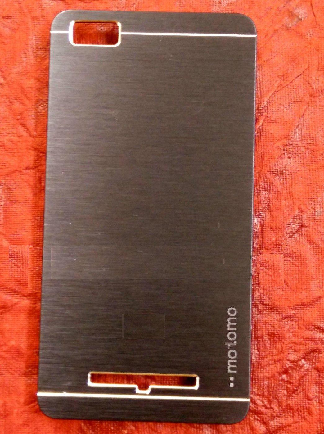 Sk Brushed Metal Hard Back Case Cover For Xiaomi Mi4i Motomo Mi 4i Hardcase Color Electronics