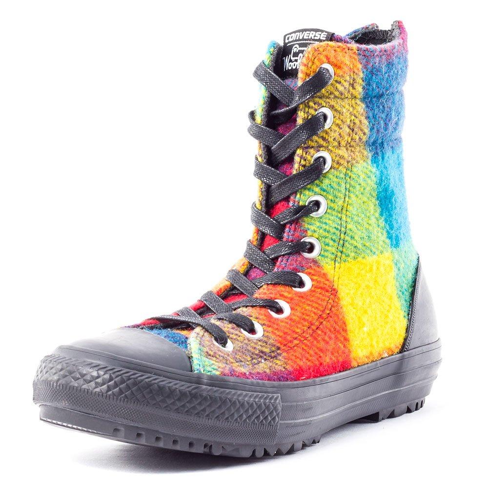 53b8b62d4f736c Converse Chuck Taylor Hi-Rise Boot Womens Trainers  Amazon.co.uk  Shoes    Bags