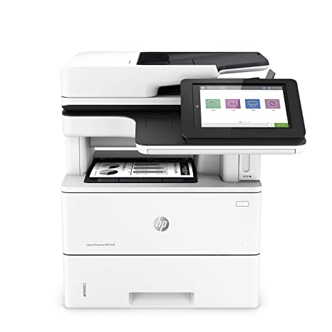 Amazon.com: HP Laserjet Enterprise MFP M528f: Electronics