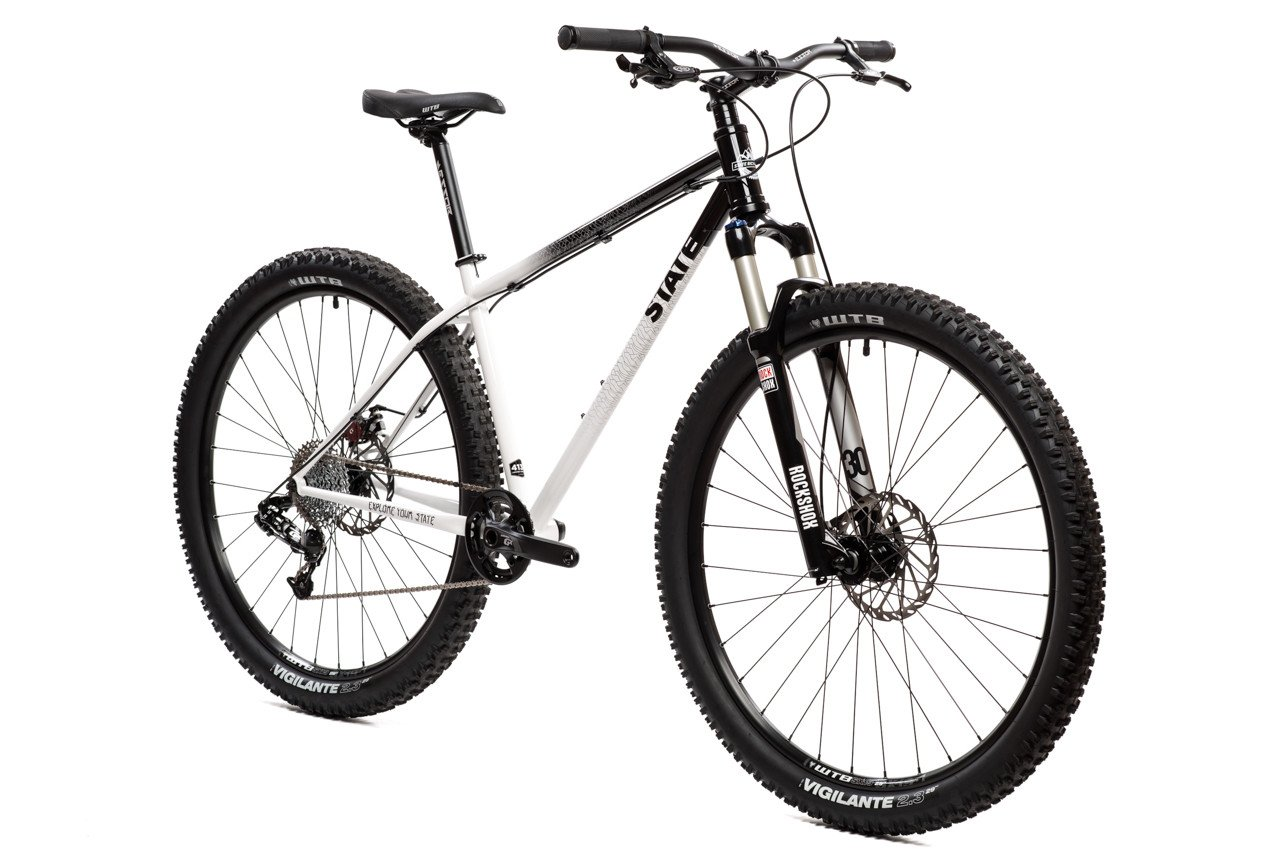 Amazon.com : State Bicycle Co Pulsar 10 Speed 29er Mountain Bike ...