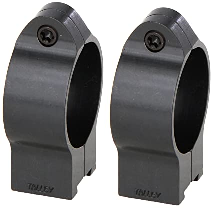 Talley Rimfire Rings for CZ Scope Mount