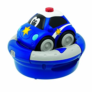 Chicco - Charge & Drive, coche policía (00069023000000)