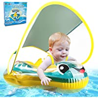 Deals on Qrooper Baby Pool Float Ring Baby Swimming Float Inflatable
