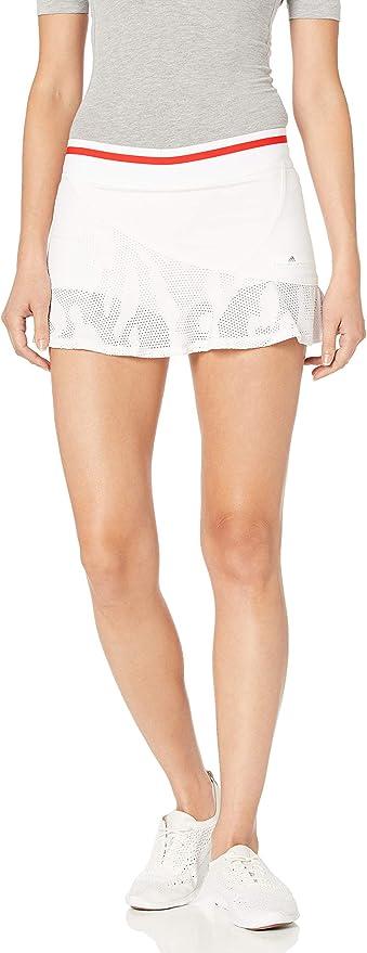 adidas Asmc Tennis Skirt Falda pantalón para Niñas: Amazon.es ...