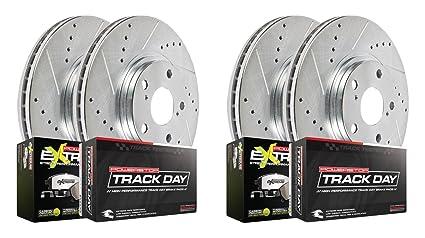 Power Stop Brakes >> Amazon Com Power Stop Tdpk6810 Track Day Plus Brake Kit Automotive