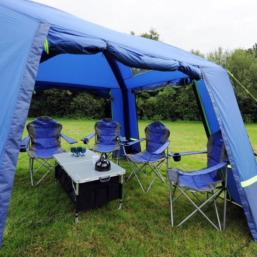 Berghaus BGH Air Shelter, Azul, Talla Única: Amazon.es: Deportes ...