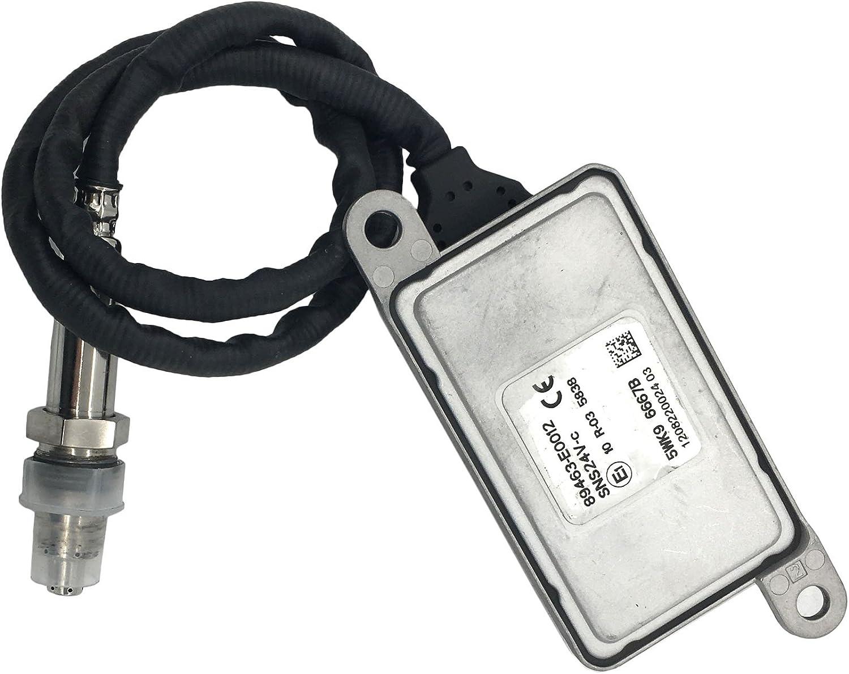 Nox Sensor Nitrogen Oxide Sensor Fits For Hino Truck SNS24V 89463-E0012 5WK9 6667B