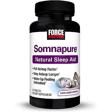 best Somnapure Natural Sleep Aid with Melatonin reviews