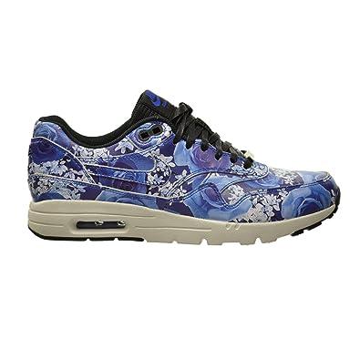 save off 834da cb322 Nike Air Max 1 Ultra LOTC QS Tokyo Women s Shoes Lyon Blue Lyon Blue-