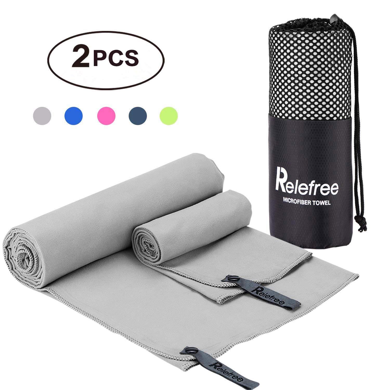 Microfiber Gym Towel With Zip: Amazon.com: Ohuhu Waterproof Travel Toiletry Bag/Wash Bag