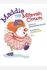Maddie the Mitzvah Clown Hardcover