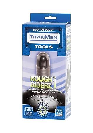 Amazon.com: Doc Johnson Titanmen Rough Riderz # 1: Health ...