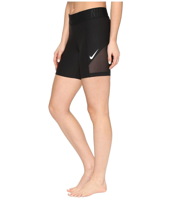 [ナイキ] Nike レディース Court 5 Tennis Short パンツ [並行輸入品] Large ブラック/ホワイト B01N9ZMXT9, ファミリー庭園ネットショップ 01f2ff27