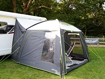 Outdoor Revolution Movelite Cayman Graphite Driveaway Awning