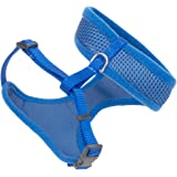 "Coastal Pet -Comfort Soft Adjustable Mesh Cat Harness - Blue - 14""-16"" girth"