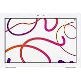 """Bq Aquaris M10 HD Tablet PC da 10.1"""", MediaTek Quad Core MT8163B, RAM 2 GB, SDD 16 MB, Bianco"""