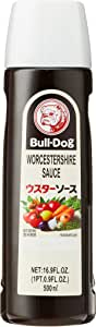 Bulldog Worcester Sauce, 500ml