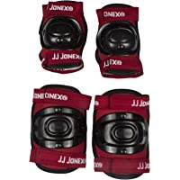 JJ Jonex Protection Kit for Skating, Cycling, Running Red @ Kin Store (Red, Blue)