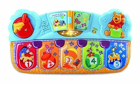 VTech Winnie De Pooh - El Piano De Winnie Y Sus Amigos 80-106222