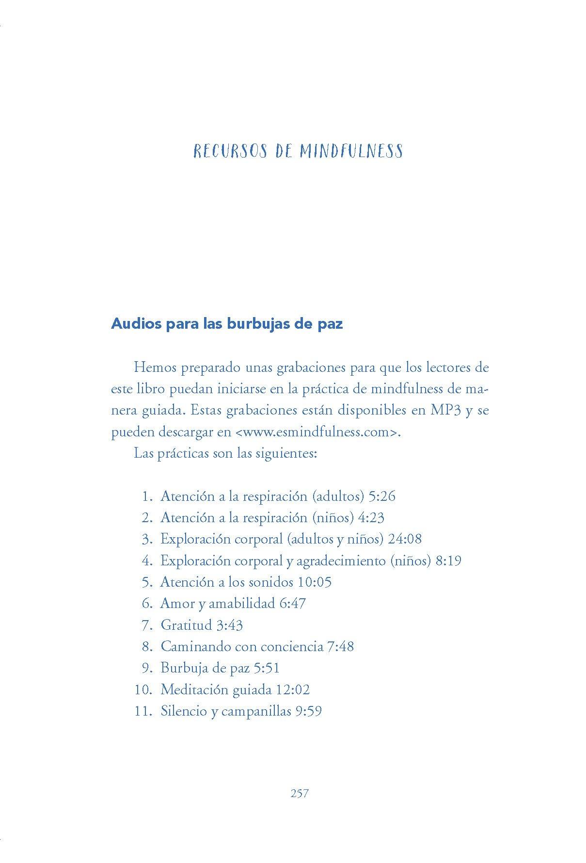 Burbujas de paz: Pequeño libro de Mindfulness para niños y no tan niños  Nube de Tinta: Amazon.es: Sylvia Comas: Libros