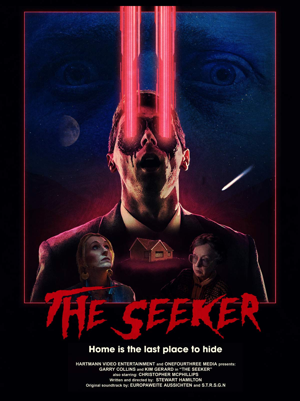 The Seeker on Amazon Prime Video UK