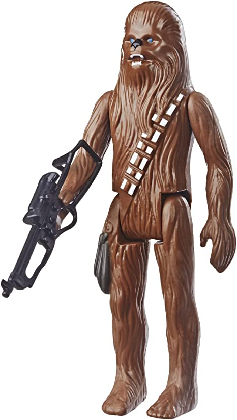 """Star Wars Retro Collection Han Solo 3.75/"""" 1970/'s Vintage Style Action Figure"""