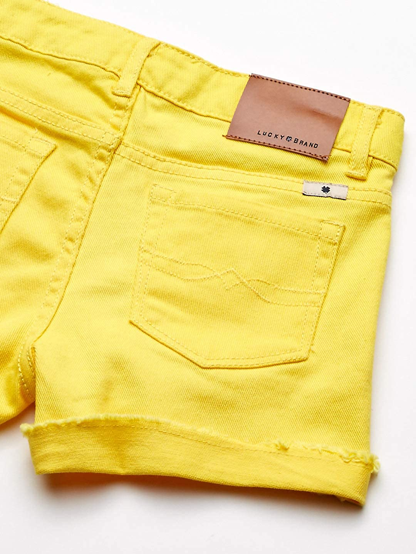 Lucky Brand Girls Twill Short