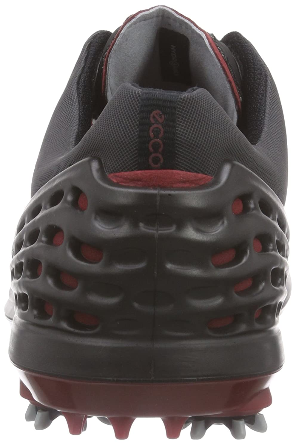 info for cfc1d 10ea1 Zapato de golf ECCO Men s Cage Blanco negro