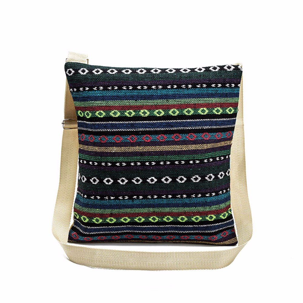 Women Shoulder Bags, Hmlai 2018 New Embroidered Owl Tote Bags Women Shoulder Bag Handbags Postman Package (G) by Hmlai (Image #2)