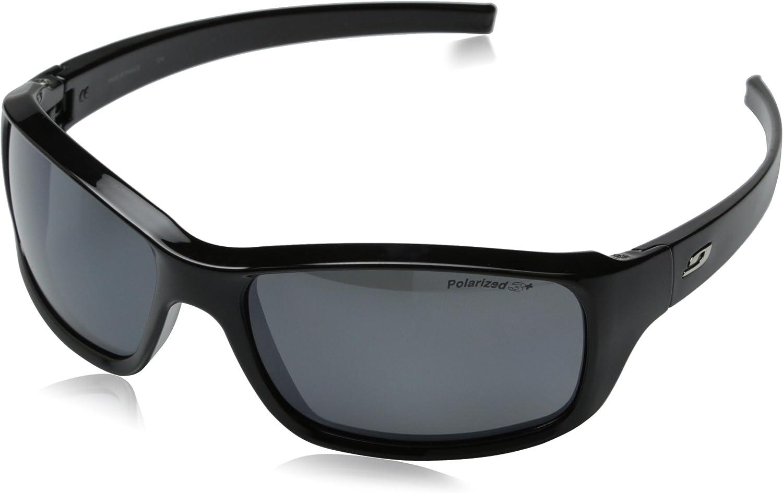 Julbo Slick 3 Sonnenbrille Polarisiert Schwarz Sport Freizeit