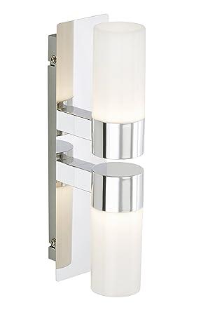 Briloner Leuchten LED Badezimmerlampe, Wandleuchte, Badlampe ... | {Badlampen für spiegel 44}