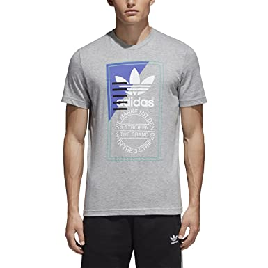 Shirt Men's Store Amazon Label Adidas 2 Clothing T Tongue At wkZuTXOiP