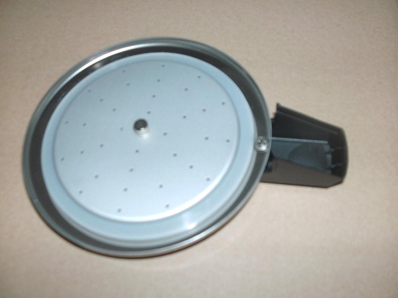 Krups - Tapa de filtro redondo para cafetera Krups T8: Amazon.es ...