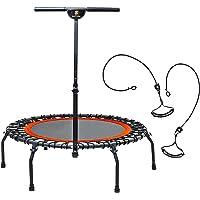 Fitness trampoline – mini-trampoline, elastisch, diameter 112 cm, gebruikersgewicht max. 130 kg.