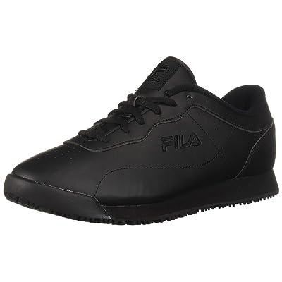Fila Women's Memory Viable Slip Resistant Work Shoe Food Service: Shoes