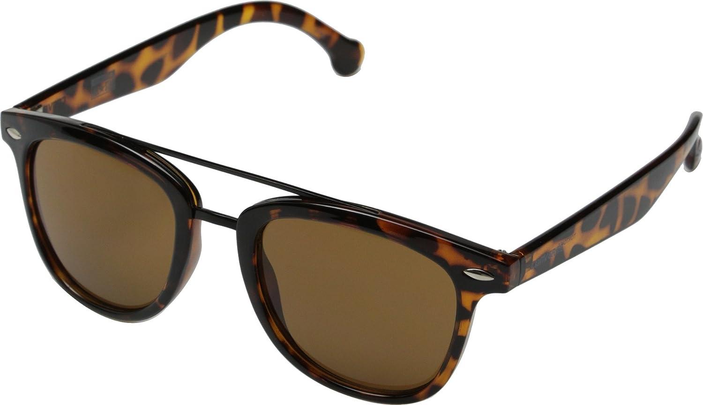 Converse H002 Gafas de Sol, Braun (Tortoise), única para ...