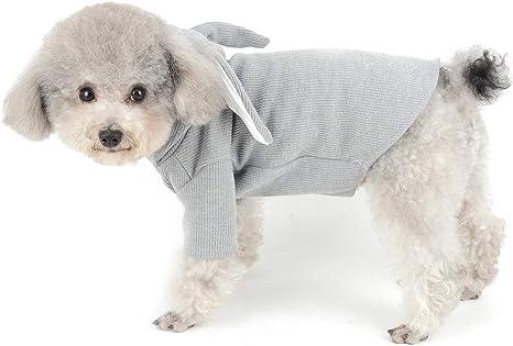 smalllee_lucky_store Suéter de punto para mascotas con ...