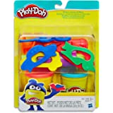 Play-Doh - Rollers, Cutters inc 2 Tubs of Dough & 14 Accessories - Creative Kids Toys - Ages 2+