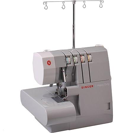 Singer Heavy Duty 40 Overlock Sewing Machine Amazoncouk Kitchen Mesmerizing Overlocker Sewing Machine Uk