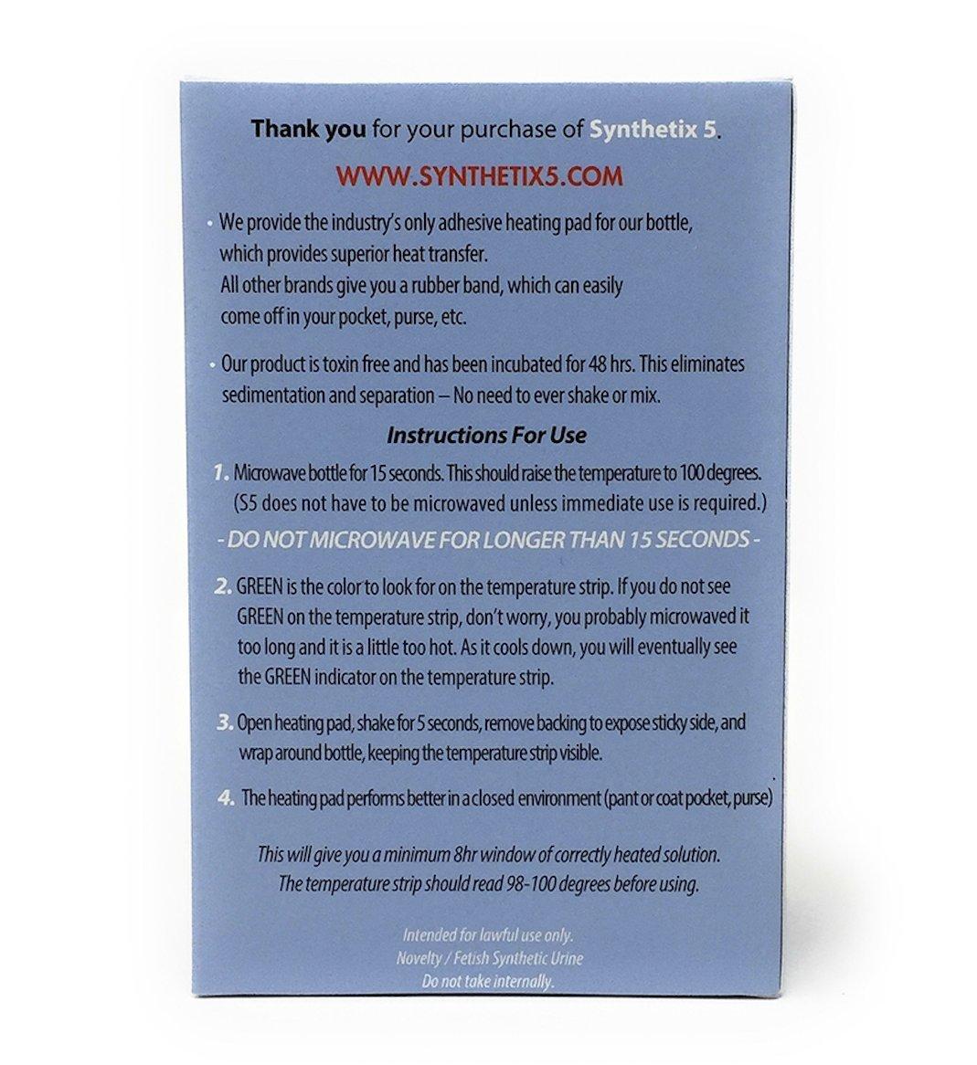 Amazon com: Synthetix 5 - Belt Kit: Health & Personal Care
