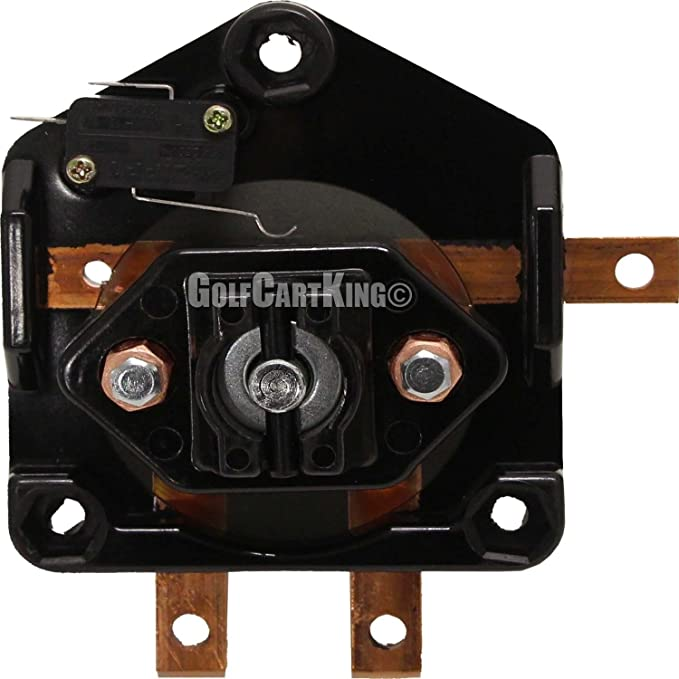 Amazon Com Forward Reverse Switch Assembly Club Car Golf Cart 36 Volt With Resistors Sports Outdoors