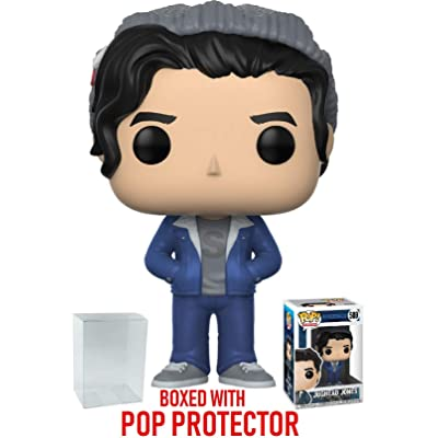 Funko Pop! Television: Riverdale - Jughead Jones Vinyl Figure (Includes Pop Box Protector Case): Toys & Games