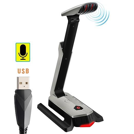 14 opinioni per Beexcellent Microfono PC USB con 7.1 Scheda Audio Virtuale Annullamento del
