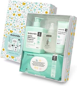 Suavinex – Canastilla de cosmética para bebé/Canastilla de regalo ...