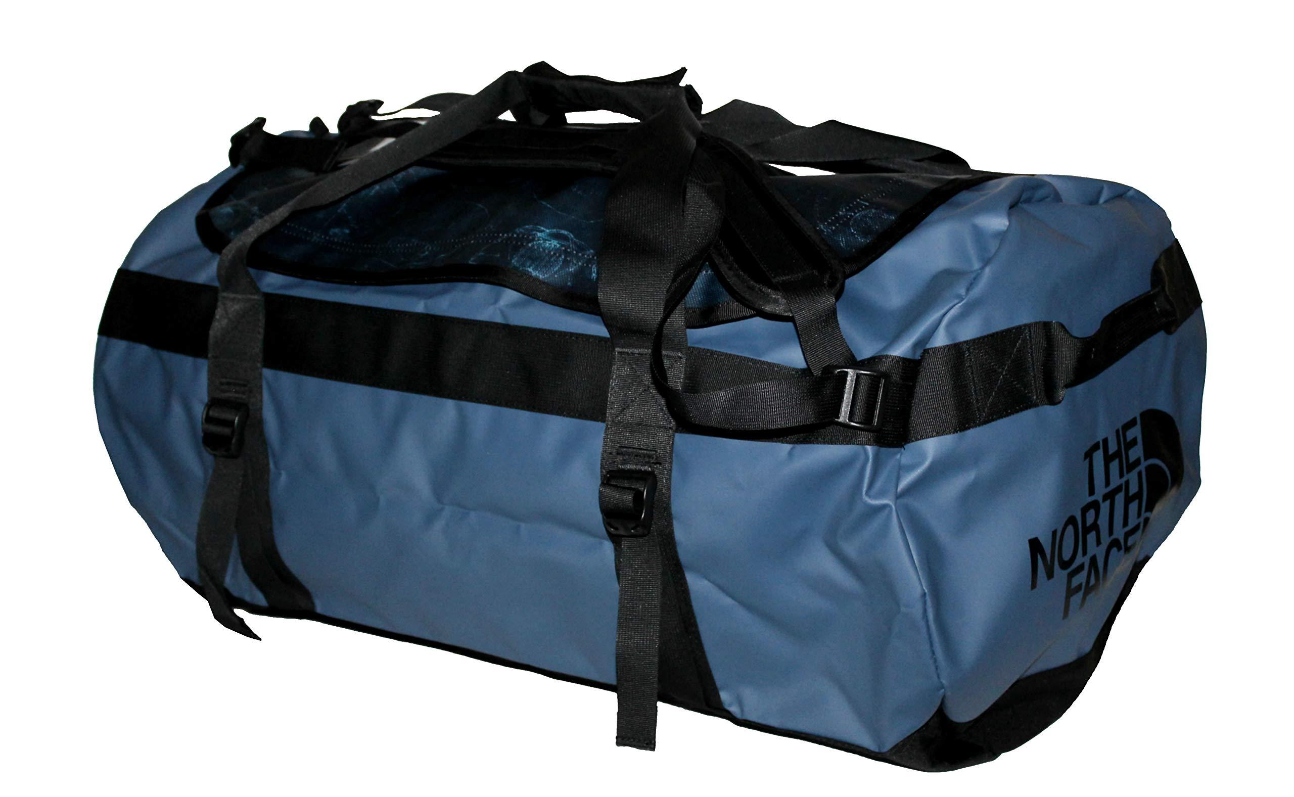 THE NORTH FACE GOLDEN STATE 90 L DUFFEL BAG - L (COSMIC BLUE PRINT)