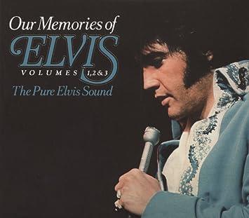 elvis presley - ELVIS PRESLEY FTD 2 CD SET OUR MEMORIES OF
